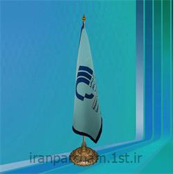 پرچم تشریفات جیر چاپ سیلک مدل L4