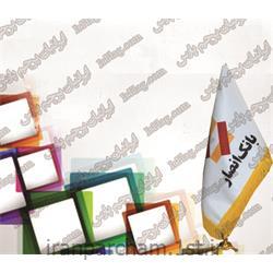 پرچم رومیزی تبلیغاتی ساتن درجه یک مدل 32
