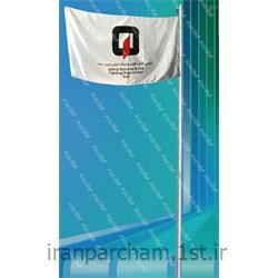 پرچم اهتزاز ساتن تبلیغاتی 011