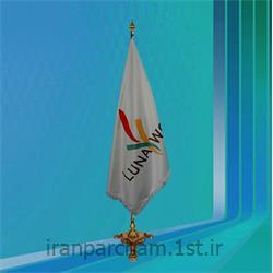 عکس پرچم، بنر و لوازم جانبیپرچم تشریفات ساتن ژاپن کد L15