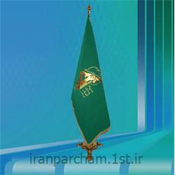 پرچم تشریفات جیر گلدوزی کد L19