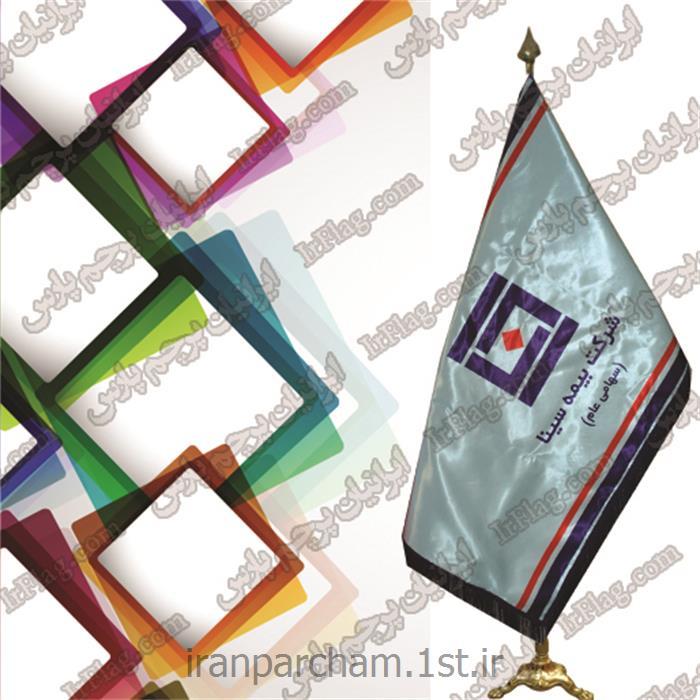 عکس پرچم، بنر و لوازم جانبیپرچم تشریفات تبلیغاتی دیجیتال ساتن ژاپن مدل 56