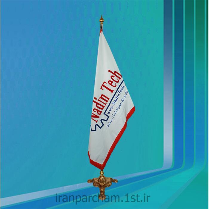 پرچم تشریفات جیر گلدوزی کد L17