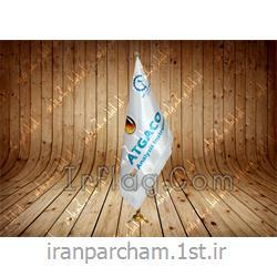 پرچم رومیزی ساتن براق تبلیغاتی چاپ دیجیتال 51