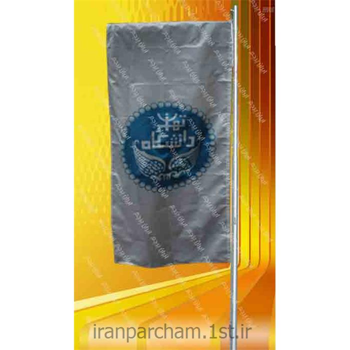 پرچم اهتزاز ساتن تبلیغاتی عمودی 02