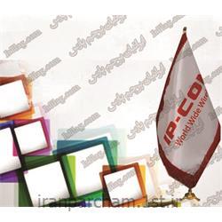 پرچم رومیزی ساتن 5