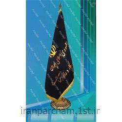 پرچم تشریفات جیر گلدوزی04