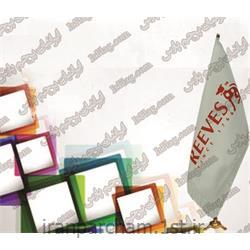 پرچم رومیزی ساتن درجه یک 9
