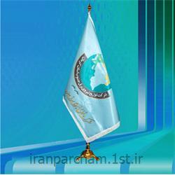 پرچم تشریفات ساتن چاپ دیجیتال 15