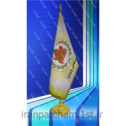 پرچم تشریفات جیر چاپی درجه یک 80