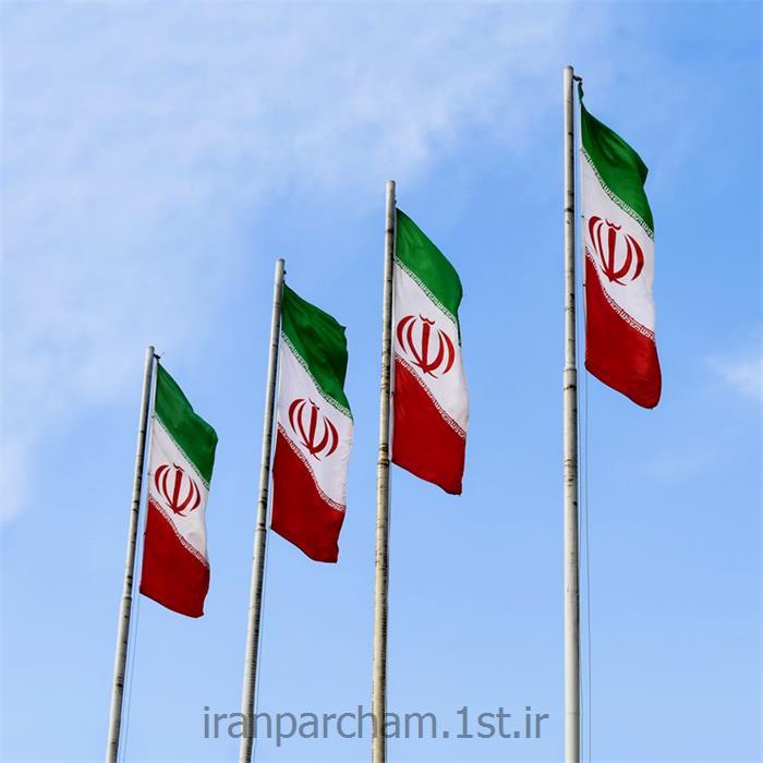 پرچم اهتزاز ساتن چاپ دیجیتال 010