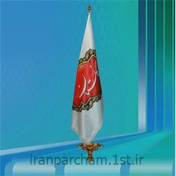 پرچم تشریفات تبلیغاتی ساتن ژاپن چاپ دیجیتال