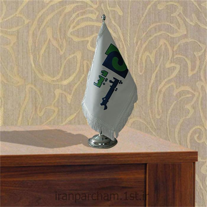 پرچم رومیزی چاپ پفکی