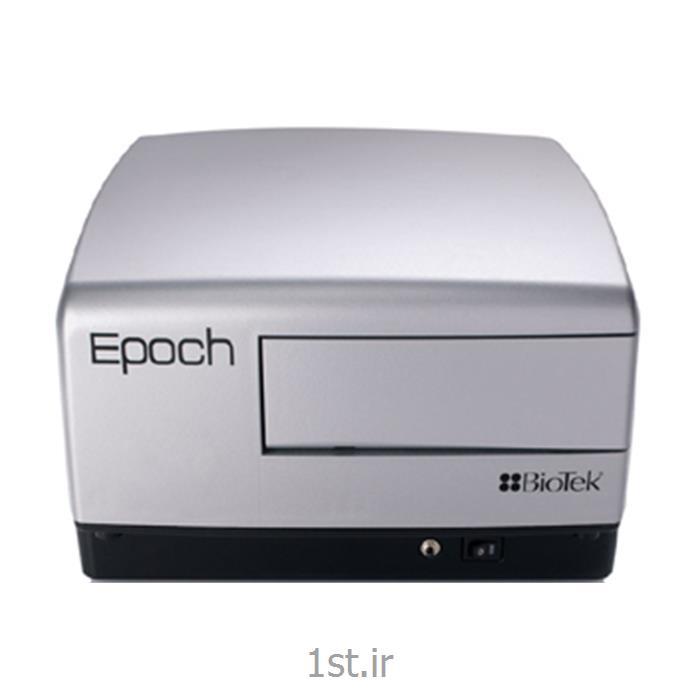 دستگاه نانو دراپ بایوتک الایزا ریدر مدل epoch