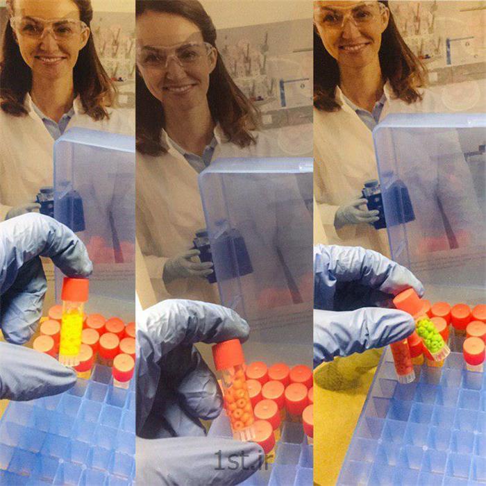 کرایو بانک جهت نگهداری میکرو اورگانیسم ها