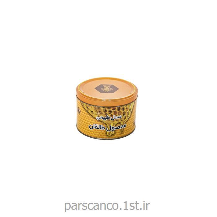 قوطی فلزی نیم کیلویی عسل