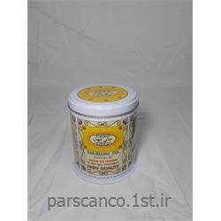عکس قوطیقوطی فلزی گرد 250 گرمی چای