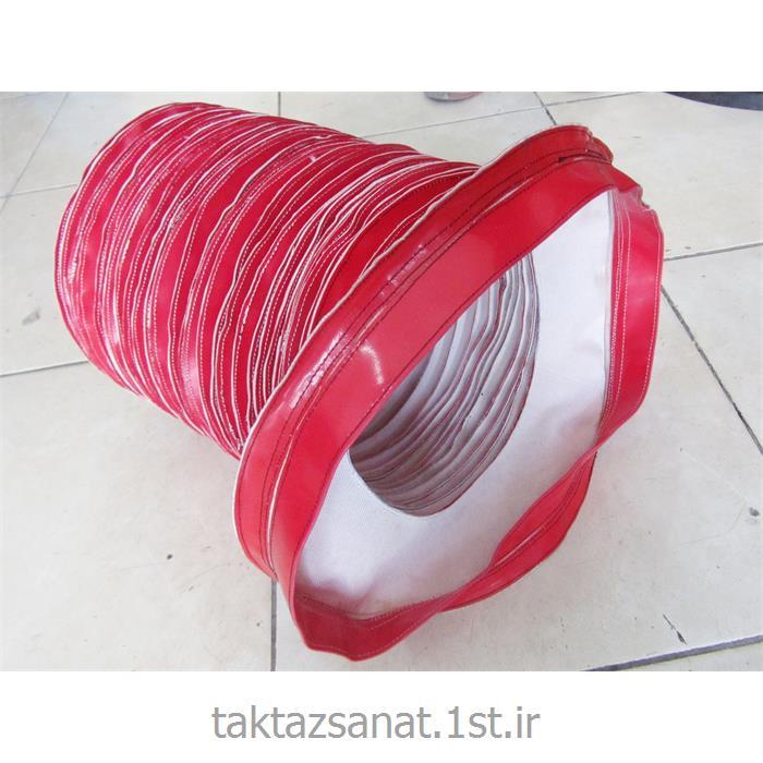 عکس سایر محصولات لاستیکیگردگیر آکاردئونی برزنتی قطر 270 میل