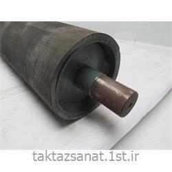 شیارزنی روکش لاستیکی غلطک های صنایع فولاد سازی