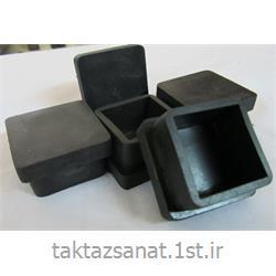 عکس سایر محصولات لاستیکیپایه صندلی پلاستیکی چهار گوش سایز 37*37 میل