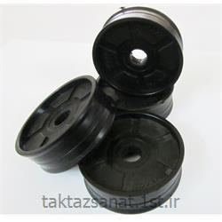 پکینگ لاستیکی متوسط دوطرفه فلزدار جک های پنوماتیک سایز 63