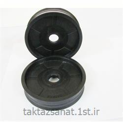 پکینگ لاستیکی متوسط دو طرفه فلز دار جک های پنوماتیک سایز 100