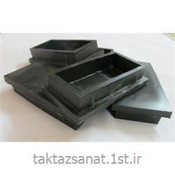 عکس سایر محصولات لاستیکیپایه صندلی پلاستیکی مستطیلی سایز 35*75 میل