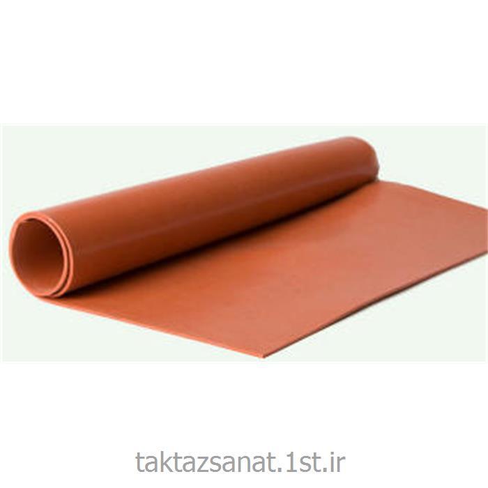 ورق های لاستیکی سیلیکون ( silicon ) عرض 120 سانتیمتر ضخامت 4 میل