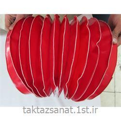 عکس سایر محصولات لاستیکیگردگیر آکاردئونی برزنتی