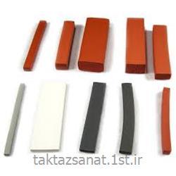 عکس سایر محصولات لاستیکیپروفیل و نوار طولی اکسترودی لاستیکی سیلیکون ( SILICON )