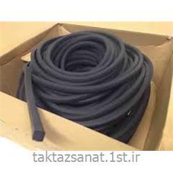 عکس سایر محصولات لاستیکینوار طولی لاستیکی و اسفنجی لرزه گیری و آب بندی سایز 7*15 میل