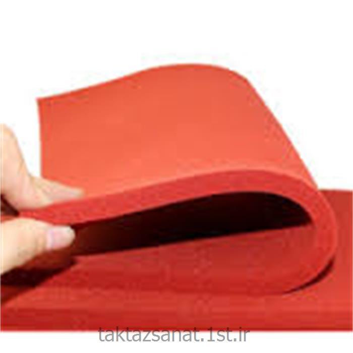ورق های لاستیکی سیلیکون ( silicon ) عرض 120 سانتیمتر ضخامت 5 میل