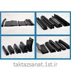 عکس سایر محصولات لاستیکینوار طولی لاستیکی و اسفنجی لرزه گیر و آب بند سایز 7*15 میل