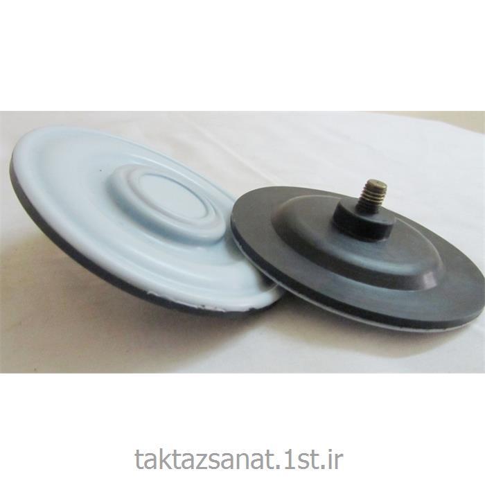 عکس سایر محصولات لاستیکیدیافراگم لاستیکی ptfe دار