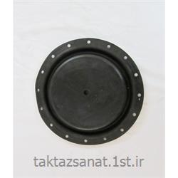 عکس سایر محصولات لاستیکیدیافراگم لاستیکی منجید دار سوراخ دار ( دارای 16 عدد سوراخ )