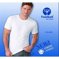 تی شرت مردانه نخ پنبه سوپر در12رنگ