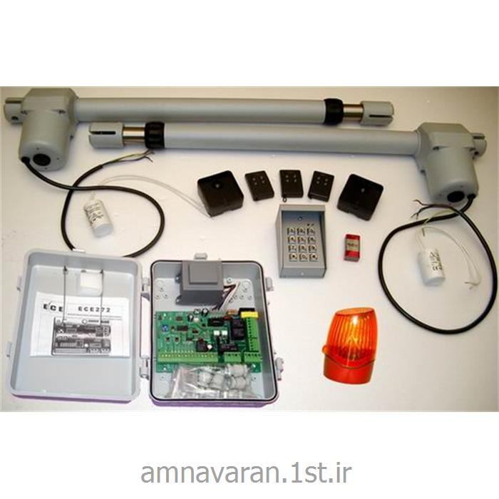 عکس جکجک بازویی درب کنترلی مارک یوروماتیک TECHNO