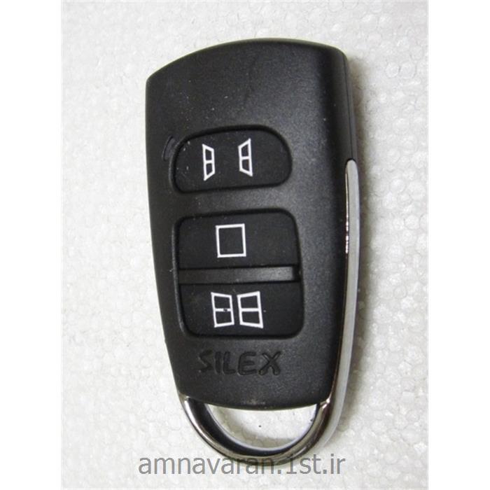 عکس کنترل از راه دور ( ریموت کنترل )ریموت درب پارکینگ مارک سایلکس SILEX