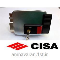 قفل درب برقی حیاطی مارک سیزا ایتالیا CISA