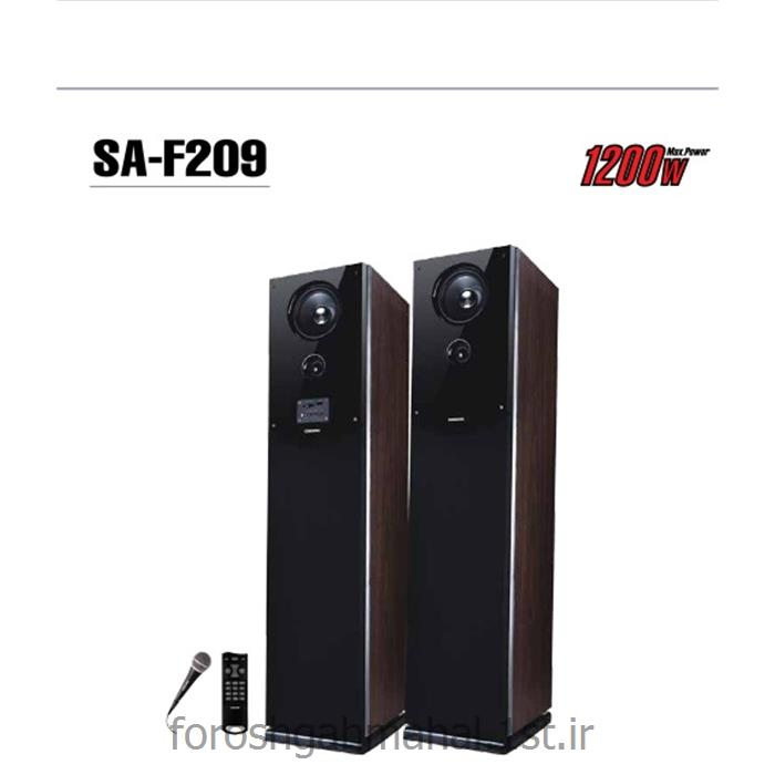 اسپیکر دو کانال اکتیو SA-F209