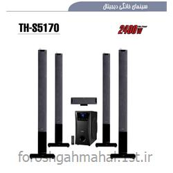 عکس سینمای خانگیسینمای خانگی 5.1 کانال مدل TH-S5170