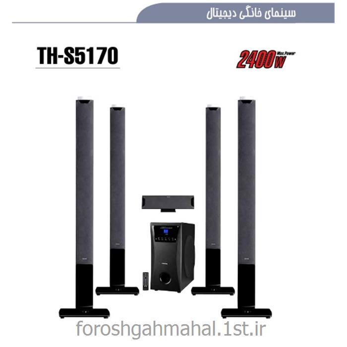سینمای خانگی 5.1 کانال مدل TH-S5170