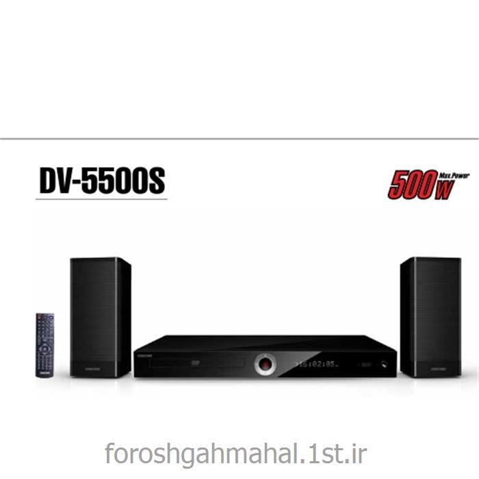 سینما خانگی 2،1 کانال CONCORD مدل DV-5500 S