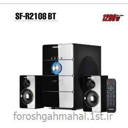 عکس سایر تجهیزات صوتی و تصویریسیستم صوتی 2،1 کانال مدلSF-R2108 BT