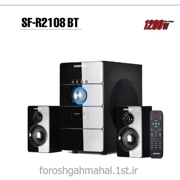 سیستم صوتی 2،1 کانال مدلSF-R2108 BT