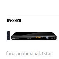 عکس پخش کننده VCD و DVDدی وی دی پلیر CONCORD-کنکورد مدل DV-3620