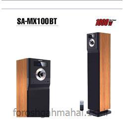 عکس باند و بلندگو (اسپیکر)اسپیکر بلوتوث دار SA-MX100 B.T