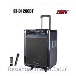 عکس باند و بلندگو (اسپیکر)اسپیکر دو کانال اکتیو پرتال مدل SZ-D1200 BT