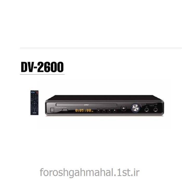 عکس پخش کننده VCD و DVDدی وی دی پلیر CONCORD-کنکورد مدل DV-2600