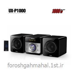 عکس سایر تجهیزات صوتی و تصویریسیستم صوتی DVD میکرو مدلUX-P1000